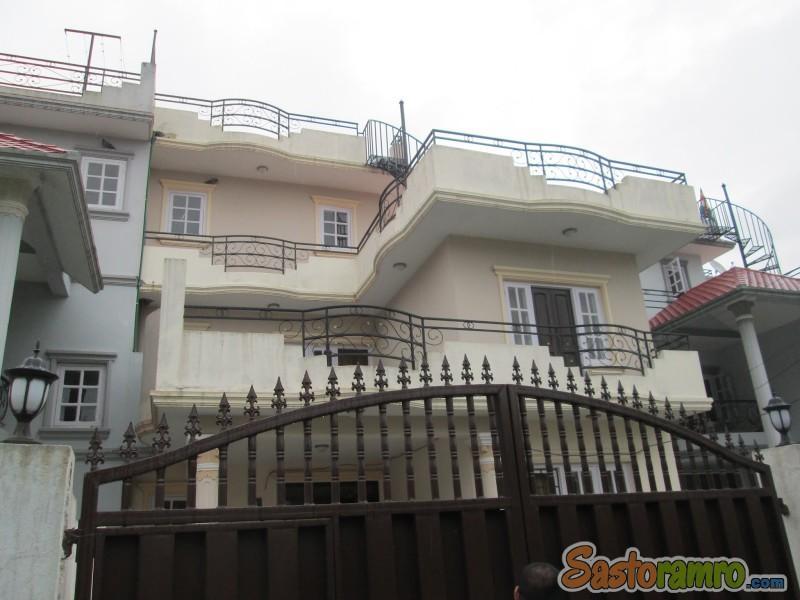 House for sale at chundevi