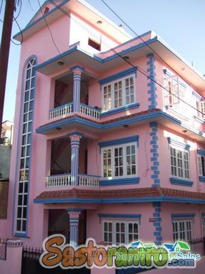 house for sale in dhumbarahi kathmandu