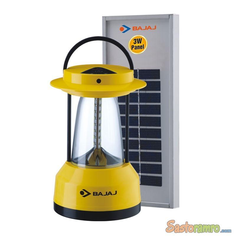 Bajaj Led Solar Emergency Lights