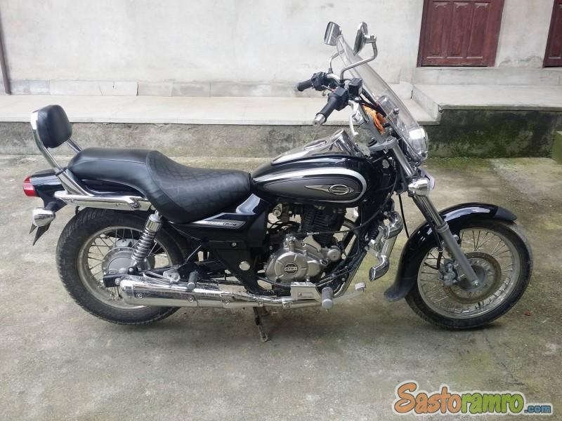 New Bajaj Avenger 2016 model