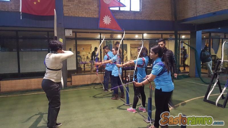 Futsal,archery,cafe on sale