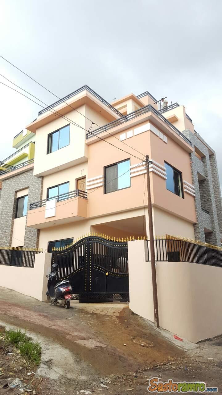 6 ana house at Akashe Dhare Kapan