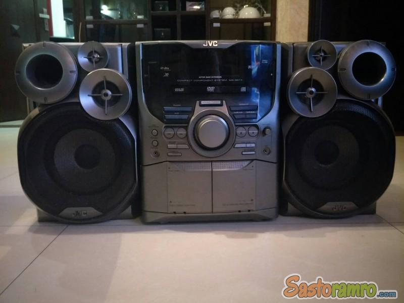 JVC compact Component sound system
