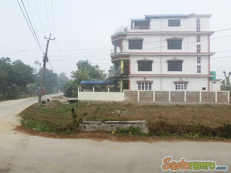 8 ana house at Chandragadhi