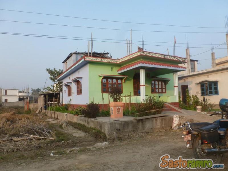 6.3 ana house at Chandragadhi