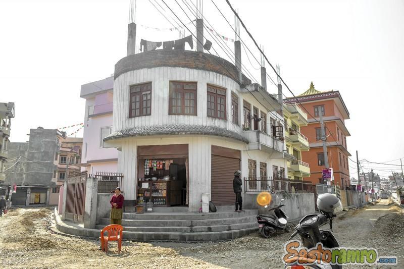 4 ana house at Gaucharan Kathmandu