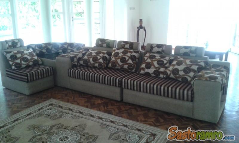 3 seater detachable sofa for sale