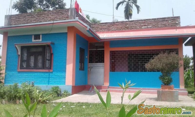 8 ana house at Budhabare