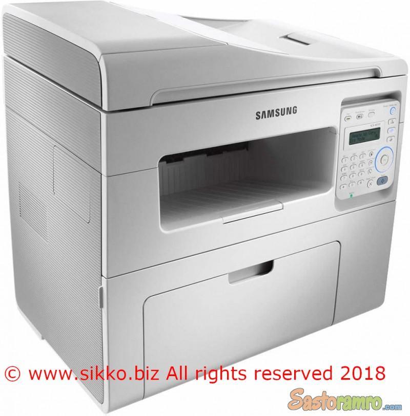 Samsung SCX4521F 4 in 1 Printer