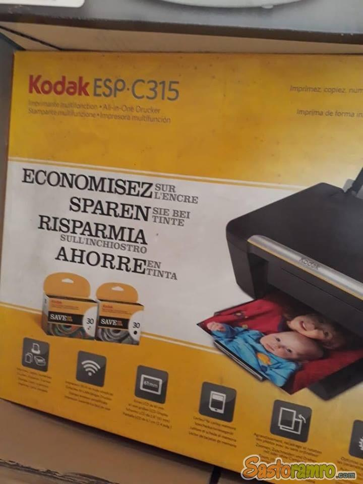 Kodak ESP C315 All-in-One - multifunction printer ( color ) Series