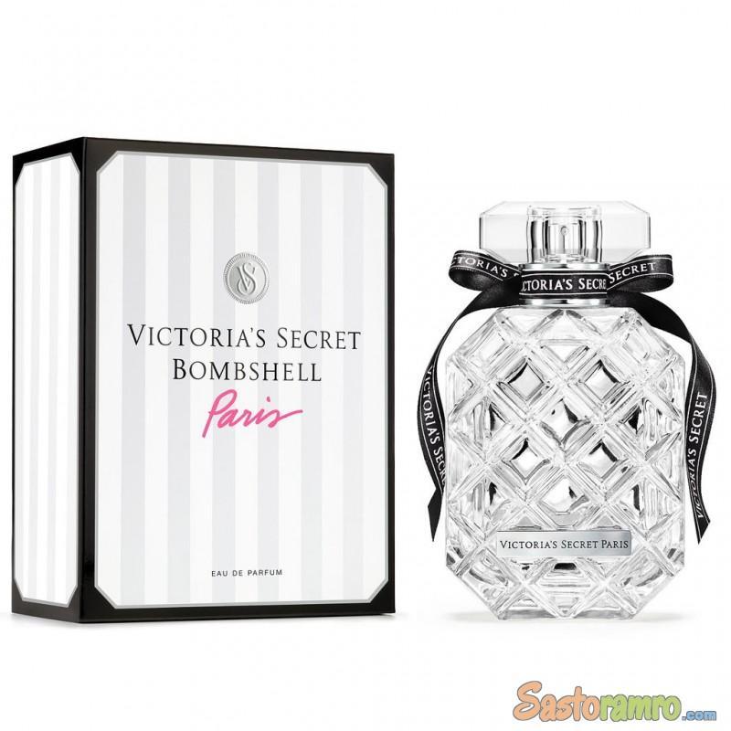 Victoria's Secret Bombshell Paris Perfume ORIGINAL limited edition