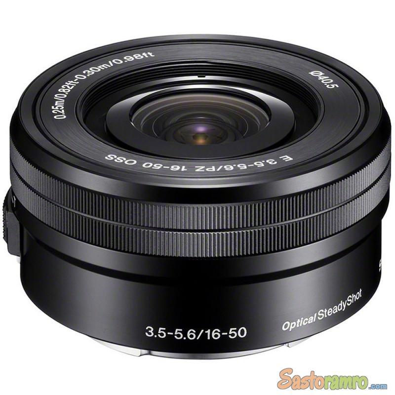 Sony E 16-50mm f/3.5-5.6 PZ OSS