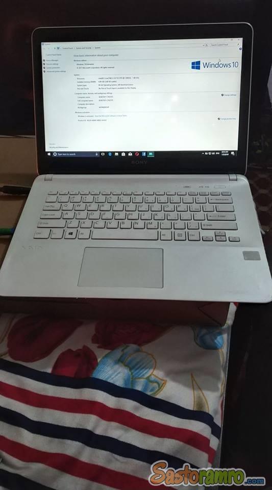 Sony Vaio I3 Laptop in Pokhara