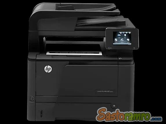 HP pro 400 printer