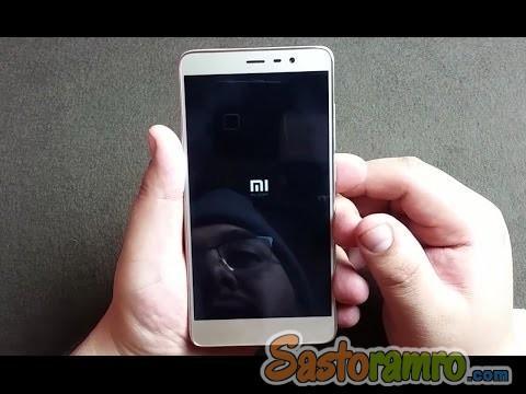 MI Redmi Note 3