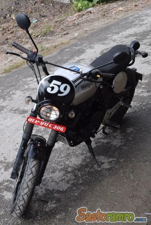 Italjet Bike 2018