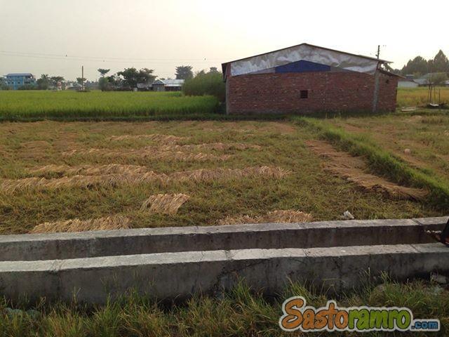 10.5 dhur land at Itahari