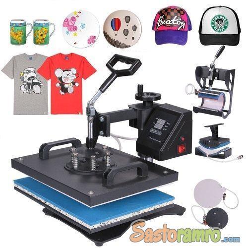 Heat Sublimation machine ( tshirt printer)