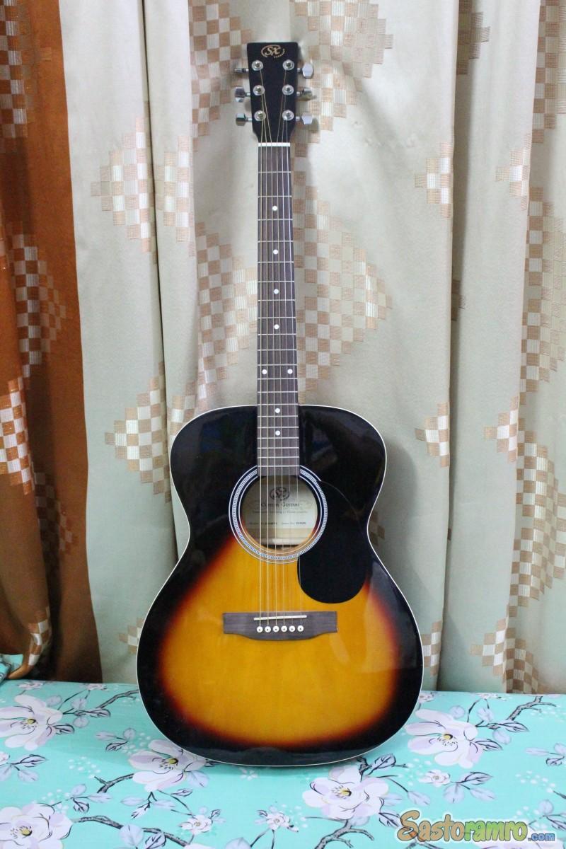SX Acoustic Guitar