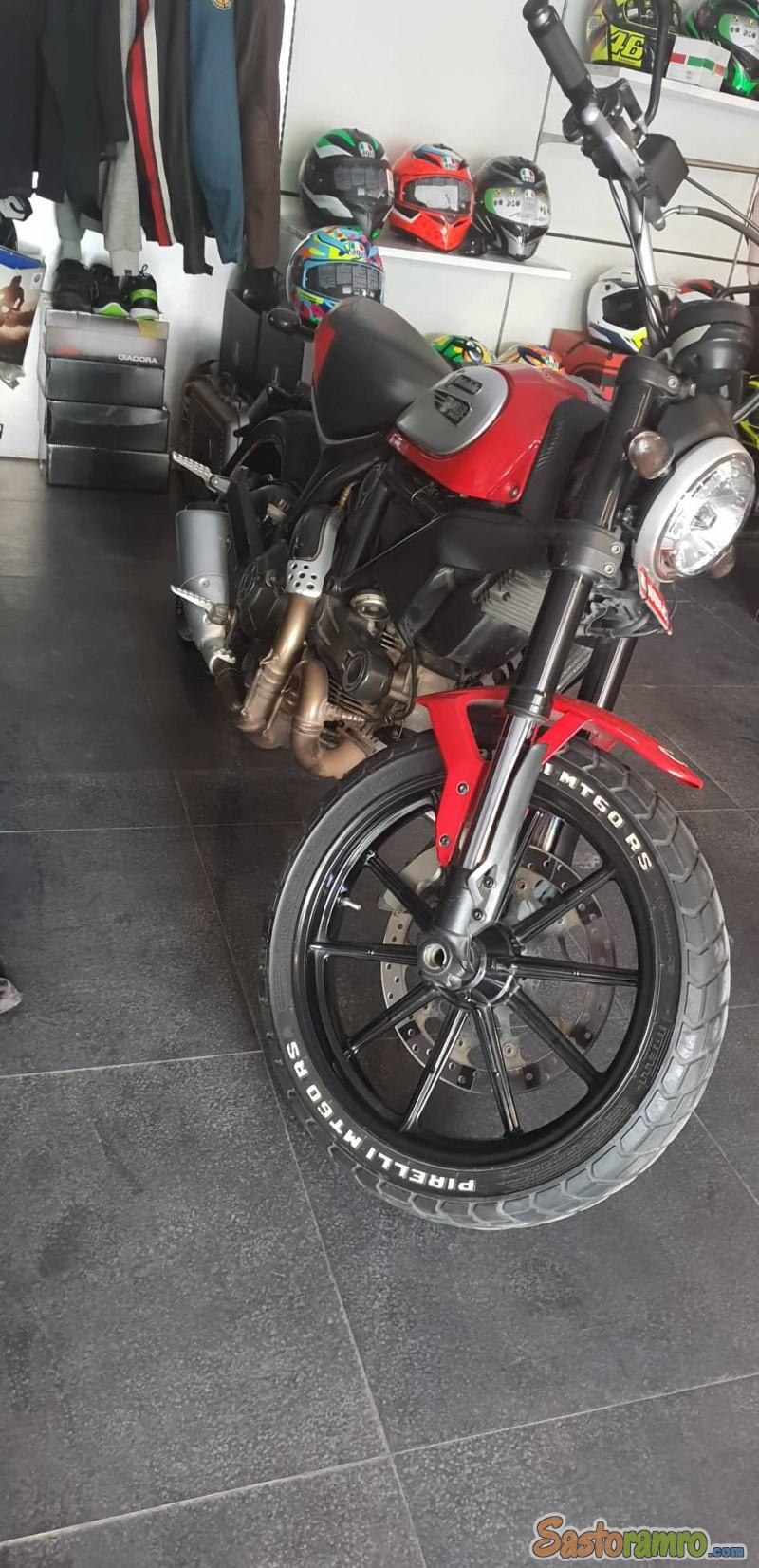 Ducati Scrambler 2016 for sale