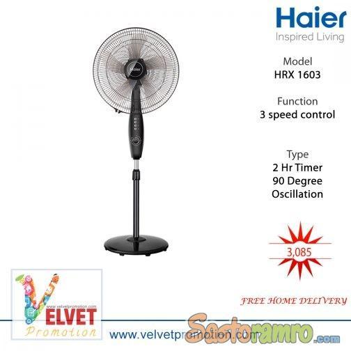 Haier HRX 1603 Fan 16″ white