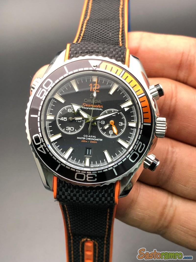 Omega First Copy Wrist Watch
