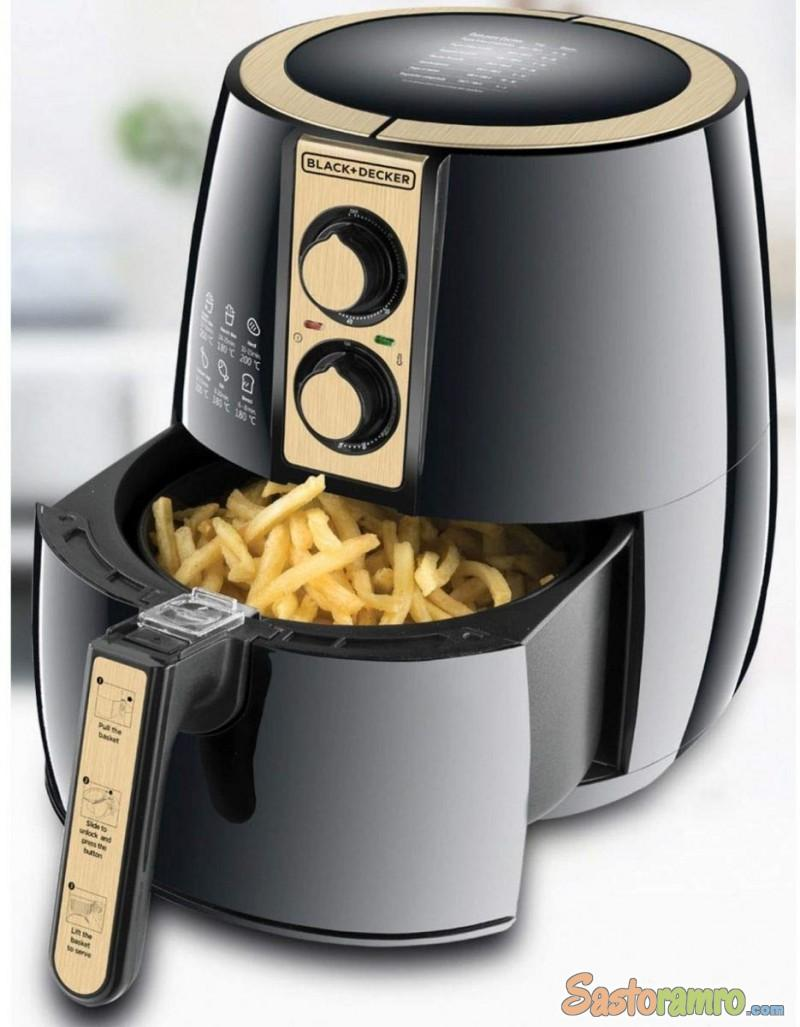 Black And Decker Air Fry (at300bs)