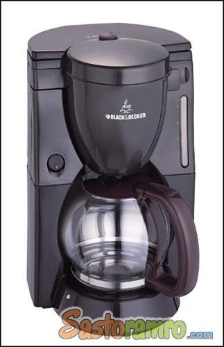 Black And Decker Coffee Maker (dcm80) 10-12 Cups