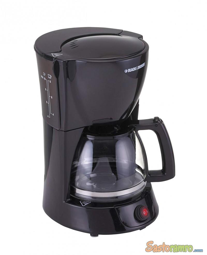 Black And Decker Coffee Maker (dcm600) 8-10 Cups