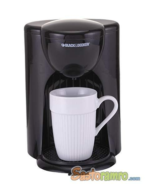 Black And Decker Coffee Maker (dcm25) 1 Cup