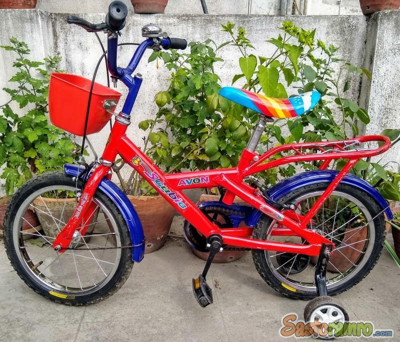 Kids Avon Bicycle