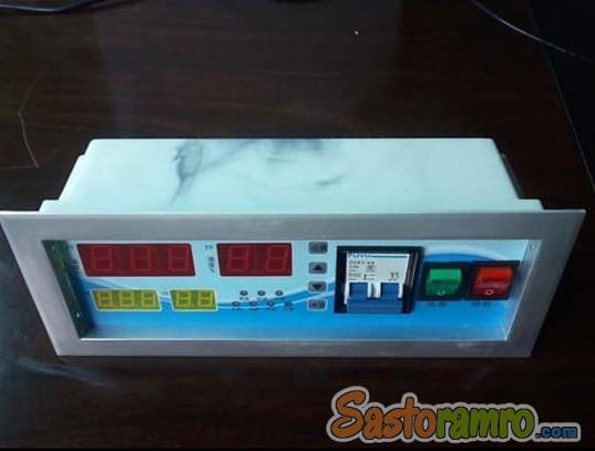 Incubator controller Xm-18d