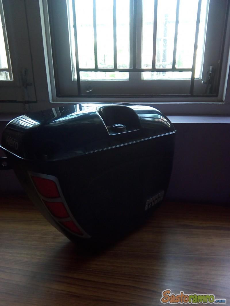 Hero Super Splendor DRS Luggage & Saddlebags