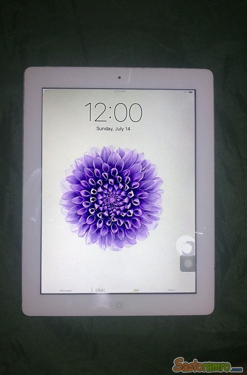 Fresh Ipad 2 only used few times