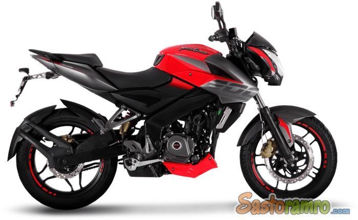 Looking for Bajaj Pulsar 200 NS Naked Sport