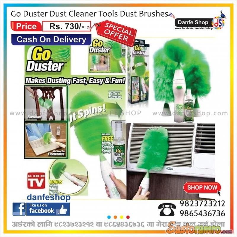 Go Duster Dust Cleaner Tools Dust Brushes