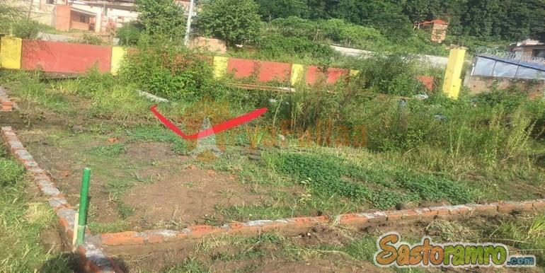 Land sale in Raniban
