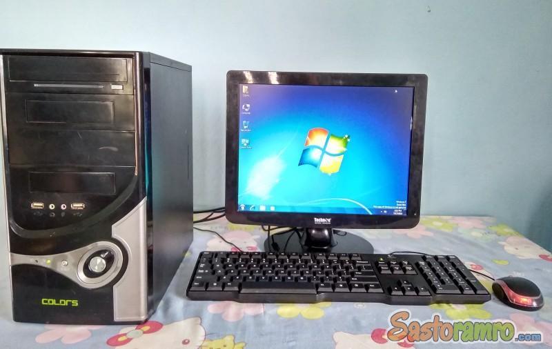 4 pcs Desktop PC on SALE