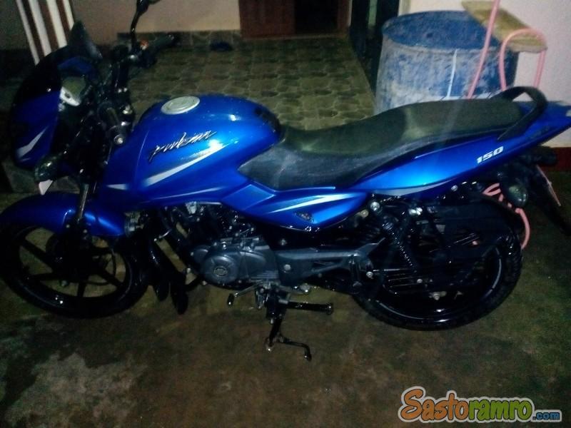 Looking for Bajaj Pulsar 150cc