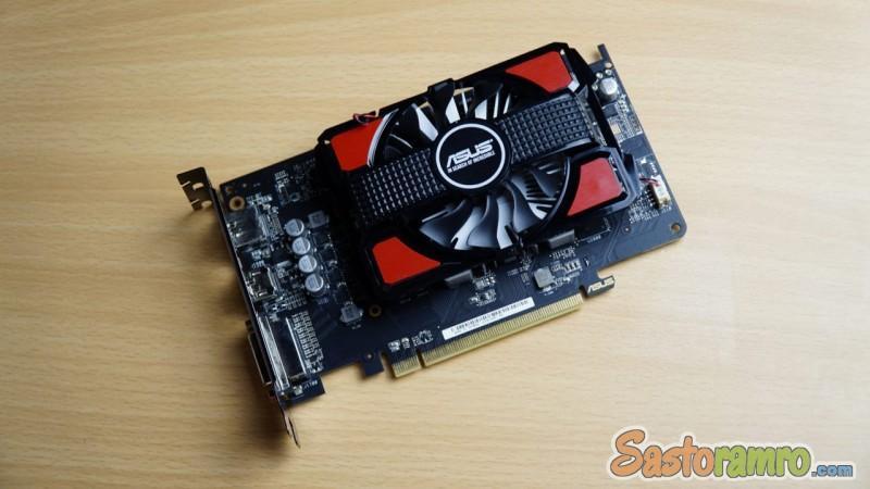 Gigabyte Radeon Rx 550 2g