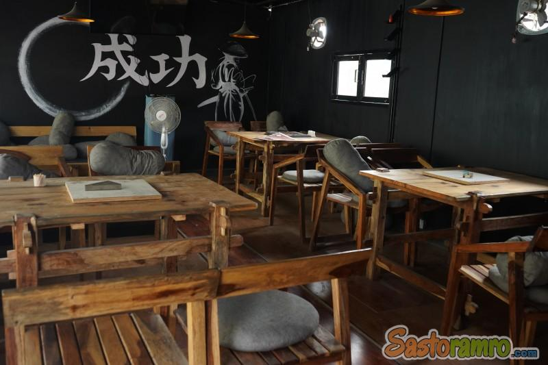 Cafe/ Restaurant for sale in Boudha!!