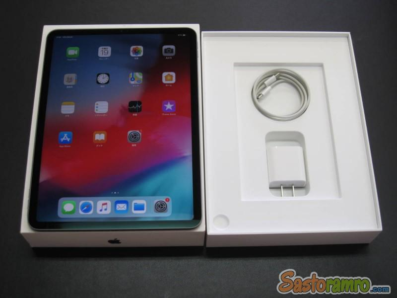 iPad Pro 11inch 512gb