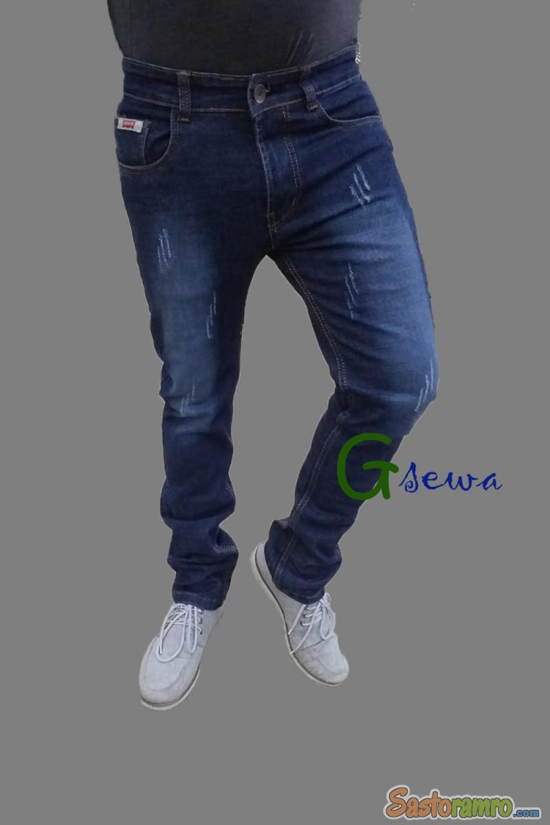 Jeans Pant for men non choose