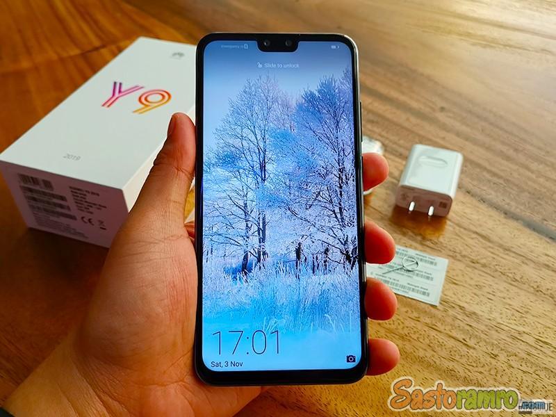 Huawei Y9 2019 4/64