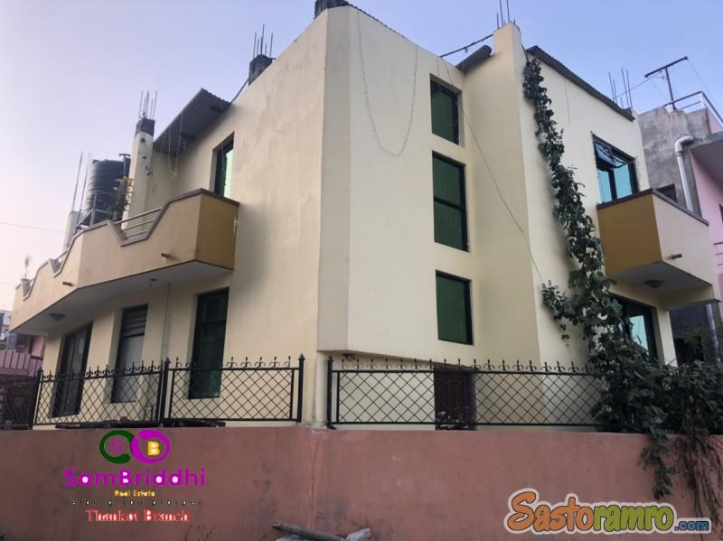 3.54 ana house at Thankot