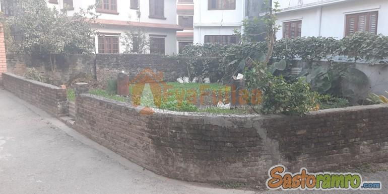 Land sale in Radhakrishna