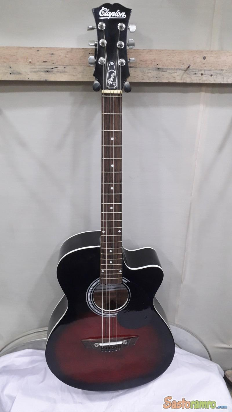 29. Clapton Guitar