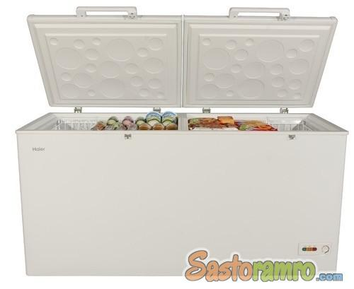 Haier HCF 588 BD Chest Freezer | 518 Litre