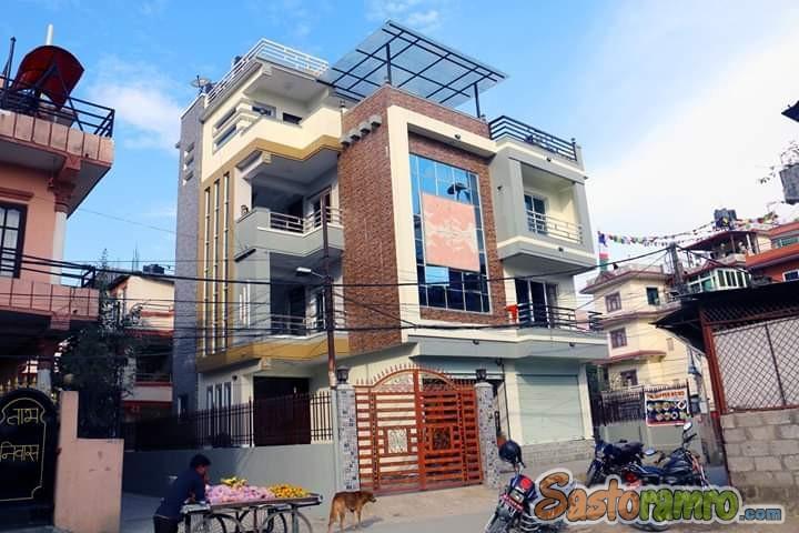 5 ana house at Nayabasti Jorpati