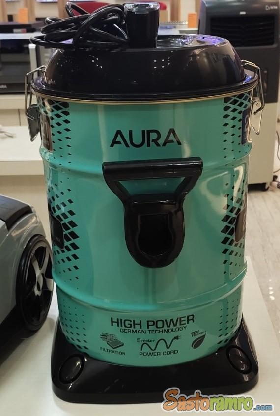 Aura Vacuum Cleaner Drum Type 21 Ltrs (vc2122)